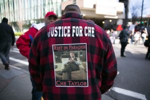 Justice For Che Taylor